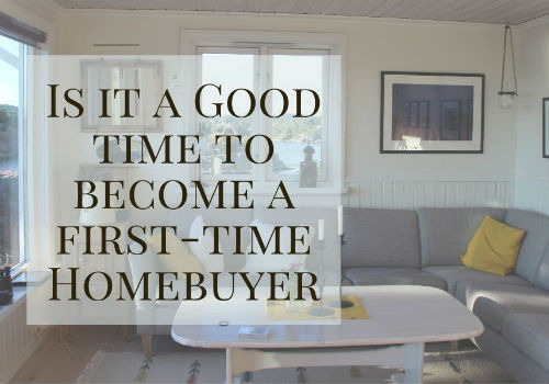 Is it a Good Time to Become a First-Time Home Buyer in Red Deer, Alberta?