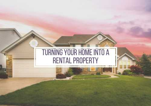 How to Turn Your Home in Red Deer into a Rental Property and Not Live to Regret It