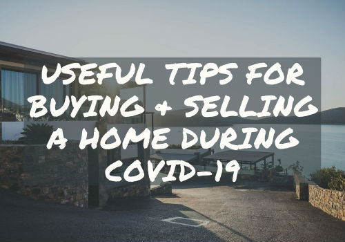 Useful Tips for Buying and Selling A Home During Covid-19 in Red Deer, Alberta