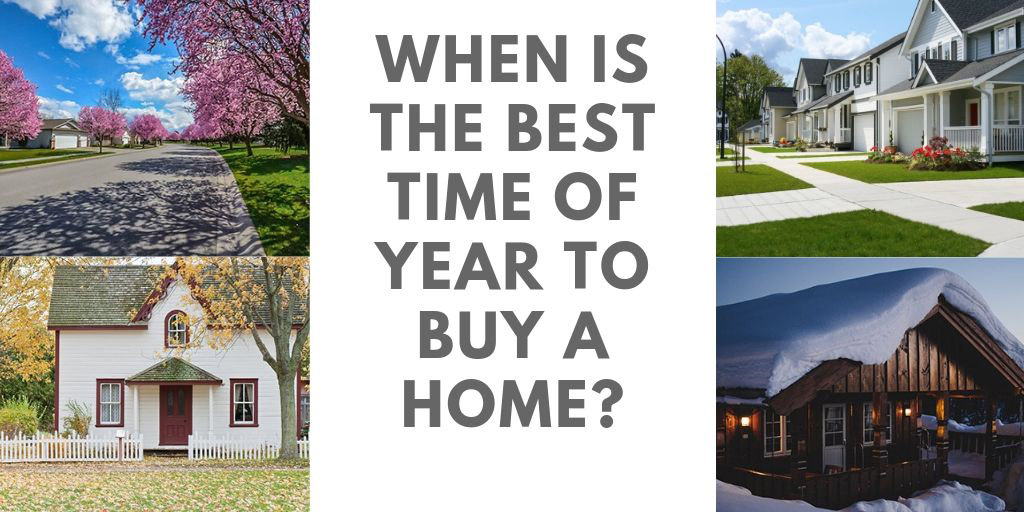 When is the Best Time of Year to Buy a Home in Red Deer, AB?